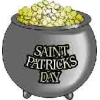 Saint Patrick's Day - Pot of Gold