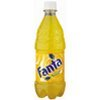 Pineapple Fanta Bottle